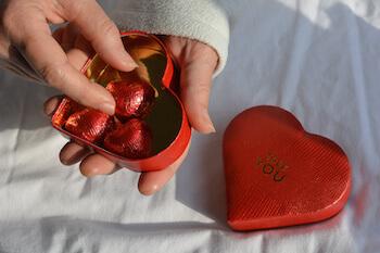 Valentine's Day DIY Spa ideas