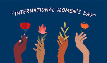 Celebrate International Women's Day and #ChooseToChallenge your online shopping habits