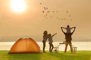 Voucher Shares Top 5 Camping Retailers