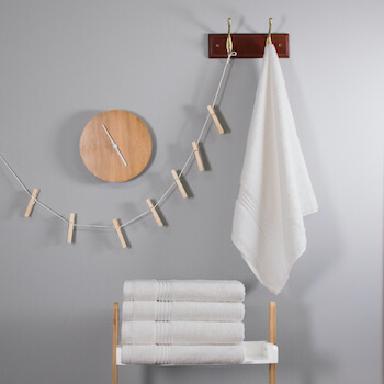 Trendy Luxury Gift for your New Home - Bamboo Towels