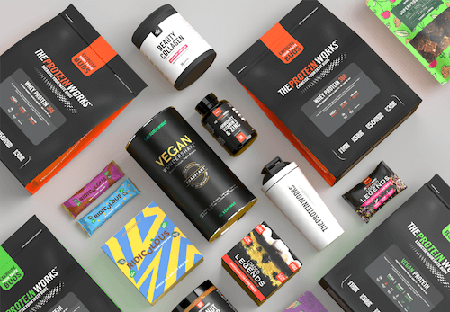 The Protein Works - The Best Vegan Protein for Weight Loss