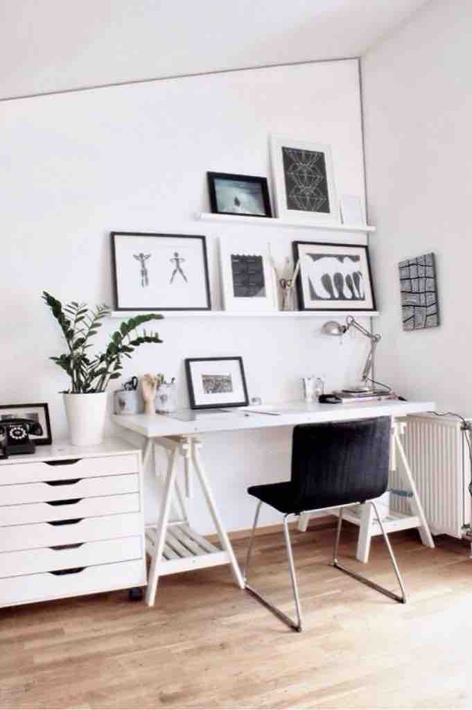 Home Office Makeover Ideas to Motivate and Increase Productivity