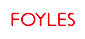 Foyles for books - Free UK standard delivery on orders over £25