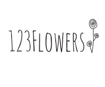 123 Flowers - FREE UK next day delivery