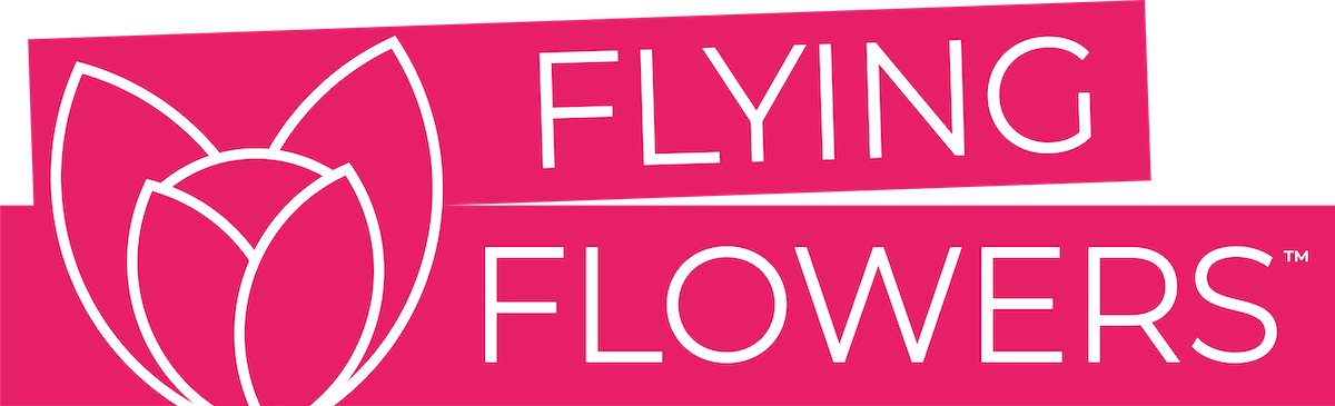 Flying Flowers - 50% Extra Free Flowers with selected offers