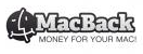 Macback - Free Insured collection of the item and free return