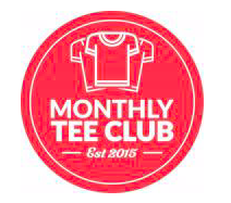 Monthly Tee Club - Monthly Tee Club | First tee just £1.99