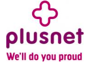 Plusnet Broadband - Unlimited Fibre & LR £22.99 18 months + No AF + £50 Reward Card