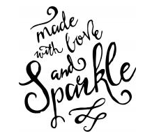 Made With Love and Sparkle - Get 15% off