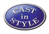 Cast In Style - Free Delivery on orders over £100