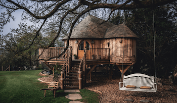 Exclusive £20 off Quality Unearthed glamping holidays