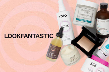 LOOKFANTASTIC - Flash Sale! Save up to 40% at LOOKFANTATSIC!