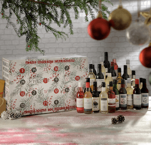 Amazon Wine and Prosecco Advent Calendar