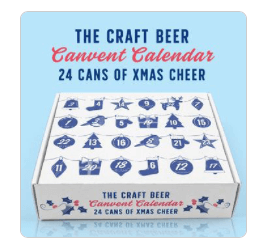 Craft Beer's Canvent Calendar 2020