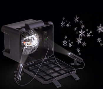 The Glow Company Snowflakes Ptojector