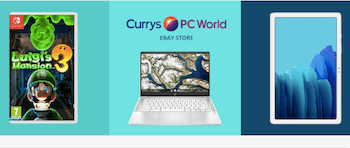 eBay - Up to 50%OFF with eBay Easter Deals from Currys PC World