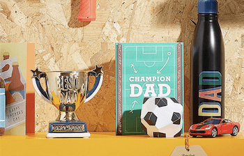 Paperchase - 30% off selected stationery & gifts online, ideal for Fathers Day