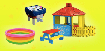 BARGAINMAX LIMITED - Up to 60% OFF Outdoor Toys
